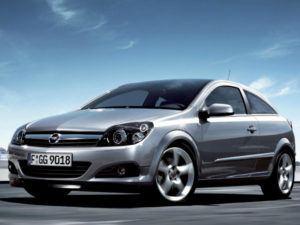 Serbatoio GPL Opel Astra dal 2007 in poi