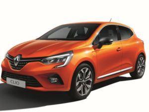 Serbatoio GPL Renault Clio dal 2007 in poi