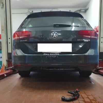 Gancio Traino Estraibile Volkswagen Passat