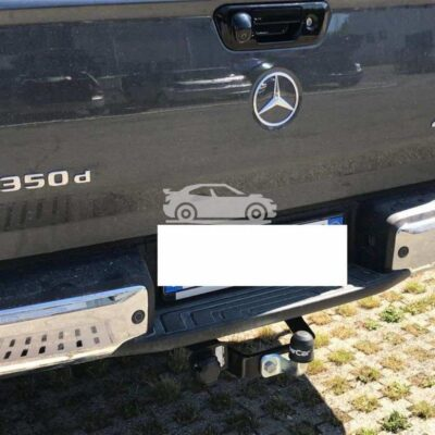 Gancio traino per Mercedes Classe X 350D