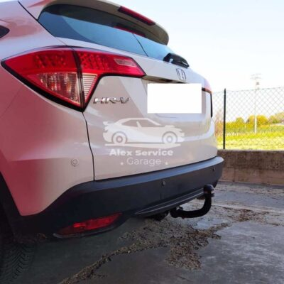 Gancio traino verticale per Honda HR-V