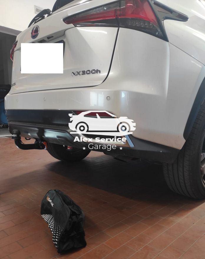 GANCIO TRAINO VERTICALE NX300H