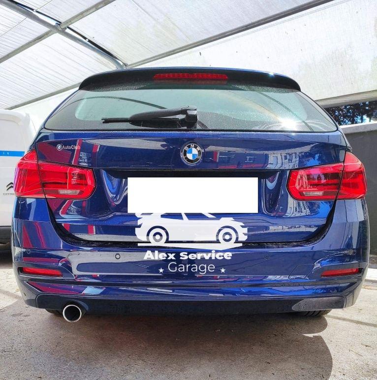 GANCIO TRAINO VERTICALE BMW SERIE 3